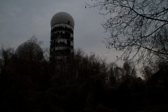 Abhörstation am Teufelsberg Berlin - original